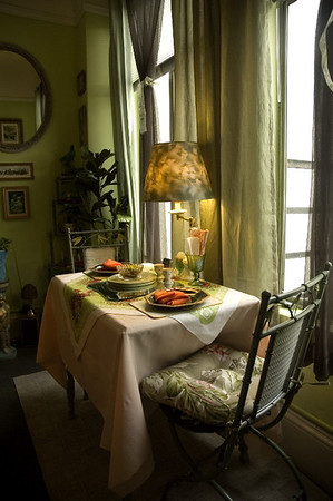 Sherry's table<br /> <br /> P311
