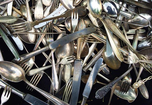 Tableware Old