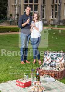 Family Picnic with New Forest Tartan - 71