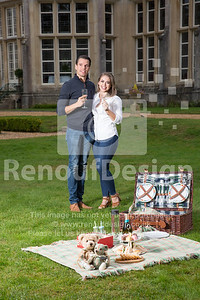 Family Picnic with New Forest Tartan - 73
