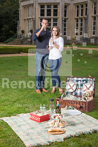 Family Picnic with New Forest Tartan - 72