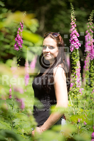 Lizzy in the New Forest 3