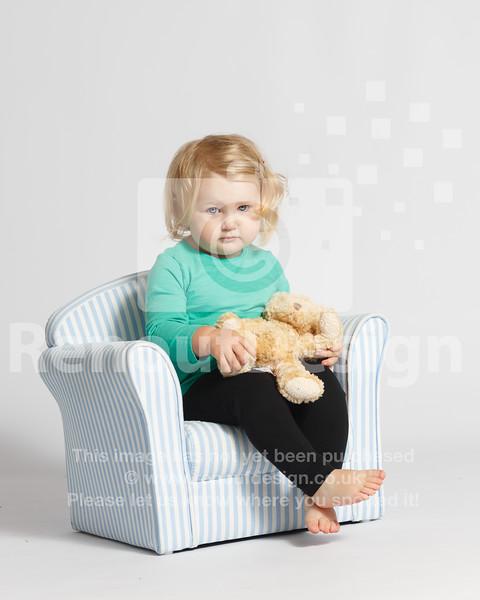 12 - Maddie - 17 months