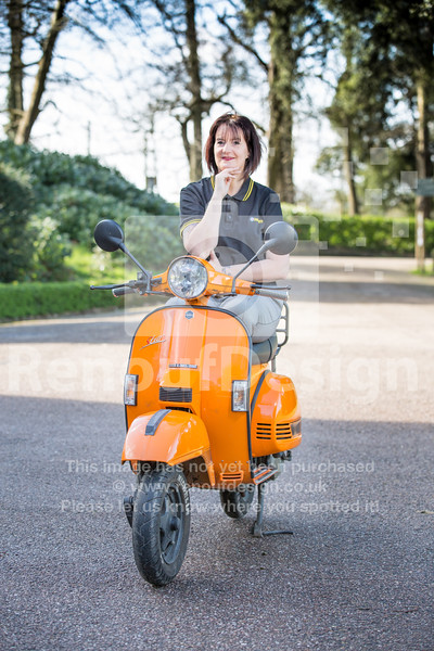 Moped Molly 11