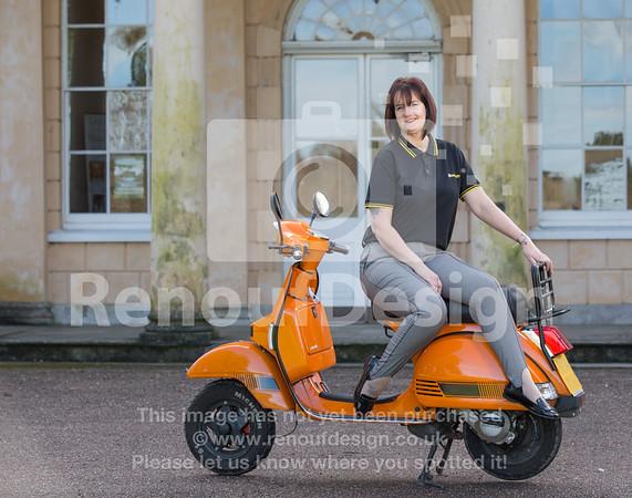 Moped Molly 2