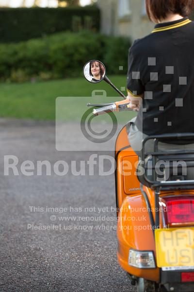 Moped Molly Reflection 10