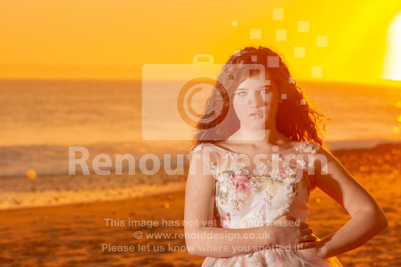 06 - Sunset on the beach