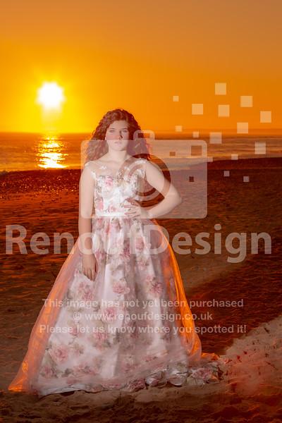02 - Sunset on the beach