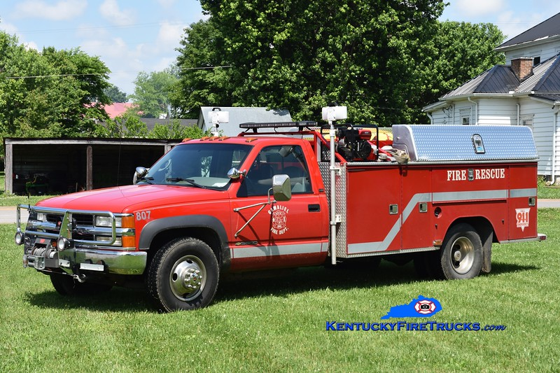 Gamaliel Rescue 807<br /> 1996 Chevy 3500/FD 250/250<br /> Greg Stapleton photo