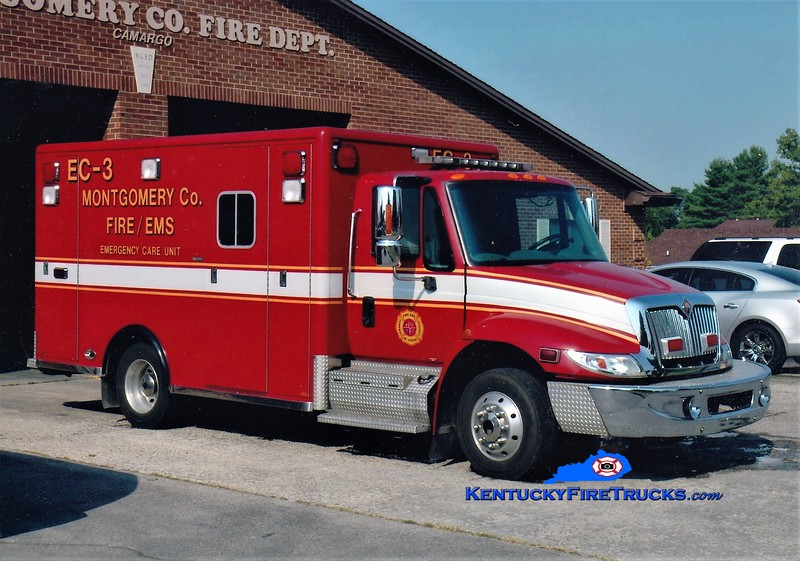 Montgomery County Emergency Care 3<br /> 2006 International 4300/Horton<br /> Greg Stapleton