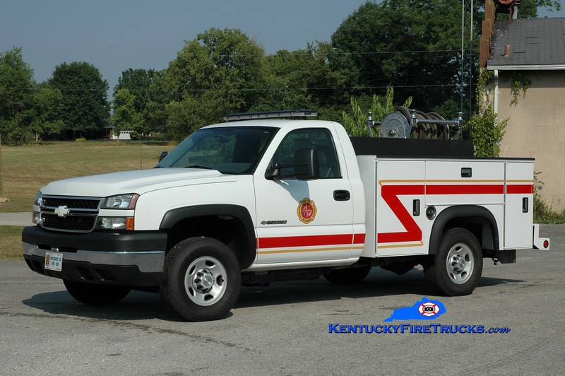 Montgomery County  Brush 1<br /> 2006 Chevy 2500 4x4 250/250<br /> Greg Stapleton photo