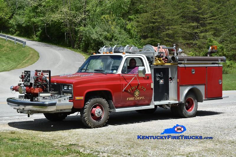 Highway 172 Rescue 501<br /> x-Borodino, NY <br /> 1990 GMC 3500 4x4/American Eagle 1000/200<br /> Greg Stapleton photo
