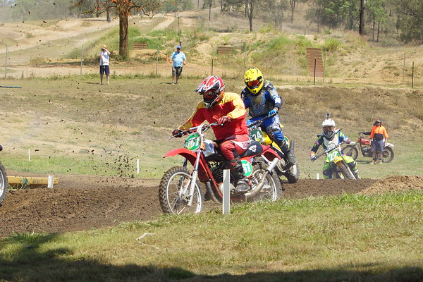 Race 9 - Pre 78 250
