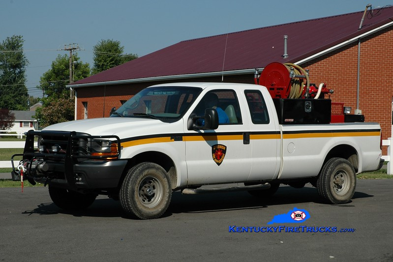 <center> Bremen  Brush 18 <br> 1999 Ford F-250 4x4/Mertz 250/250 <br> Greg Stapleton photo </center>