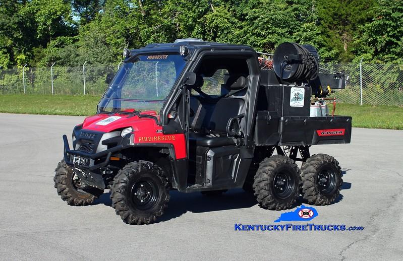 <center> Wendell H. Ford Regional Training Center Brush 98 <br> 2012 Polaris 800EFI/Bluegrass HPP/30/5 <br> Kent Parrish photo </center>