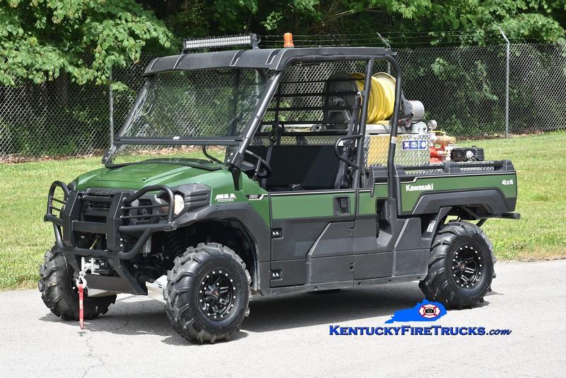 US Army-Wendell H. Ford Regional Training Center Mule 91<br /> Kawasaki Mule/Kimtek 50/50<br /> Greg Stapleton photo