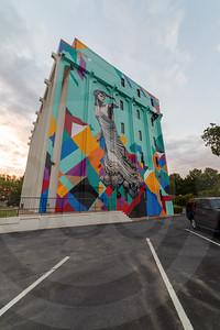 Columbia 5 Story Mural-3