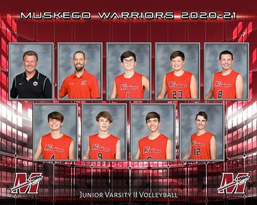 Junior Varsity II Volleyball(1)