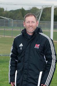 , Coach Chris Logan