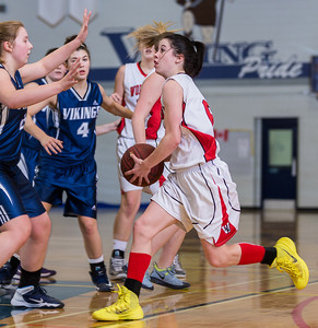 NBCHS vs  Warman-10