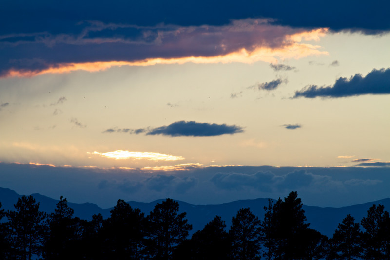 The view of New Mexico from Raton Pass.