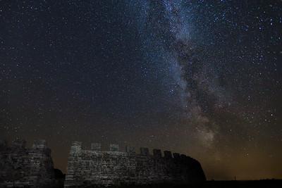 Eketorp ancient castle