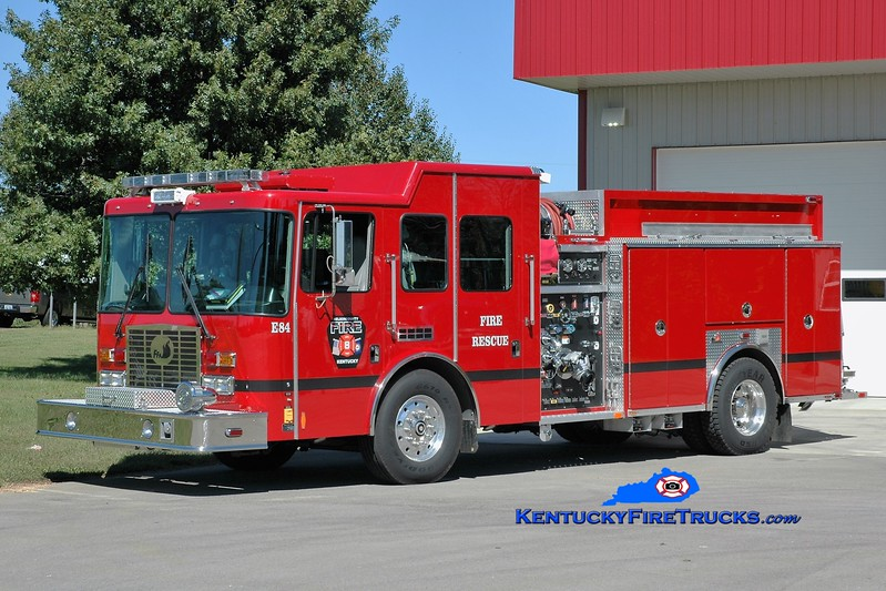 Nelson County  Engine 84<br /> x-Bardstown-Nelson County, KY<br /> 2015 HME/Ferrara Intruder 2 1250/1000/30<br /> Greg Stapleton photo