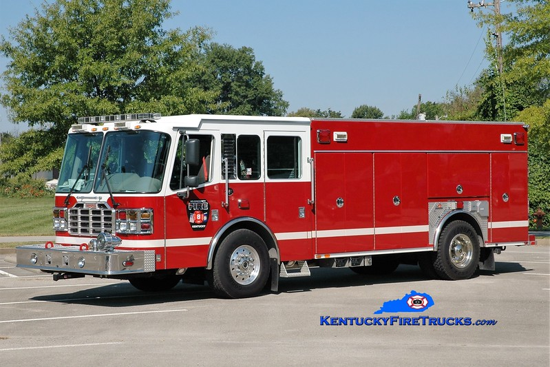 Nelson County  Rescue 81<br /> x-Bardstown-Nelson County, KY<br /> 2006 Ferrara Igniter 500/300/30<br /> Greg Stapleton photo