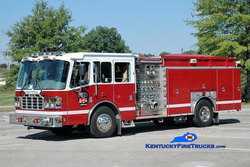 Nelson County  Engine 81 <br /> x-Bardstown-Nelson County, KY <br /> 2006 Ferrara Igniter 1250/1000/30<br /> Greg Stapleton photo