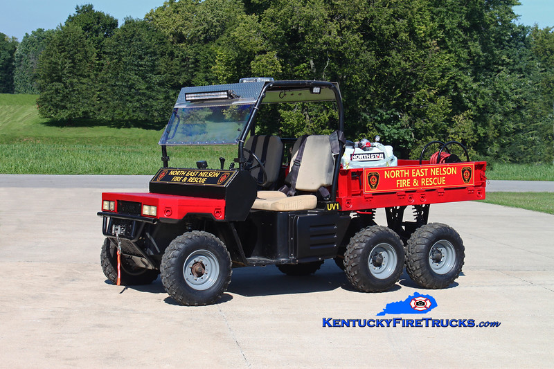 Northeast Nelson Utility Vehicle 1<br /> x-Military <br /> 2007 Polaris Ranger 700 25/23<br /> Kent Parrish photo