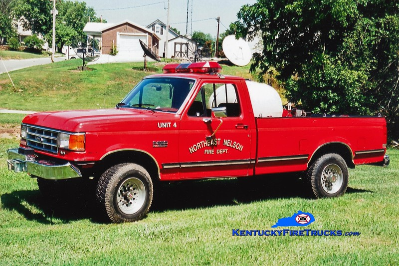RETIRED<br /> Northeast Nelson  Brush 2274<br /> 1987 Ford F-350 4x4/Local 50/200<br /> Greg Stapleton photo