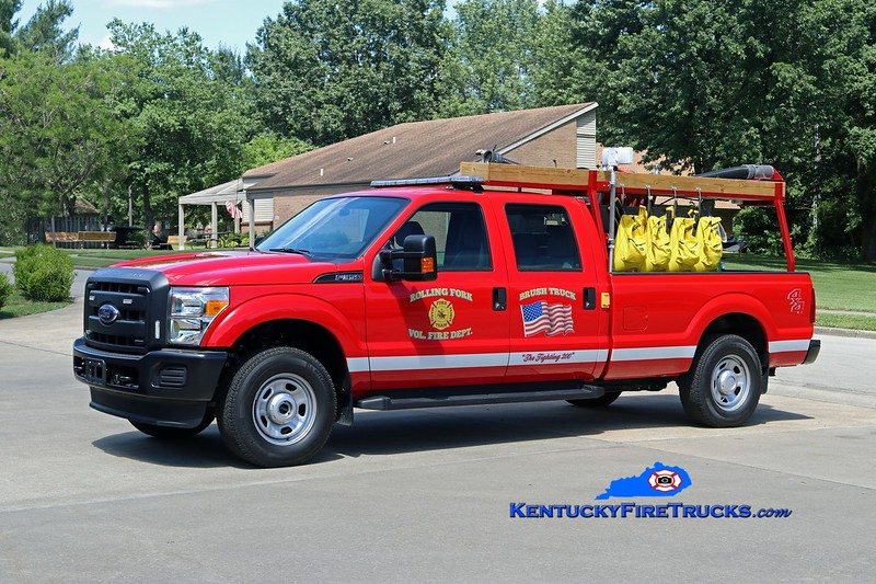 Rolling Fork  Brush 21<br /> 2015 Ford F-250 4x4/Fast Attack 250/250<br /> Kent Parrish photo