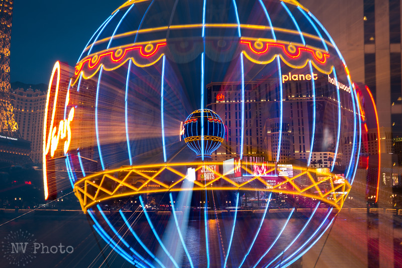 Little Paris In Las Vegas