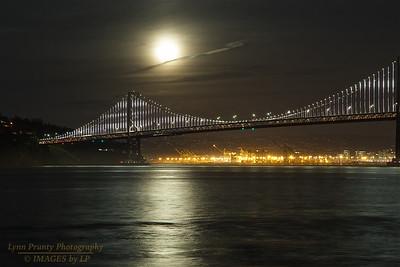 SF-180131-0023 Bay Bridge and the Super Blue  Moon 7