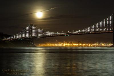 SF-180131-0022 Bay Bridge and the Super Blue  Moon 6