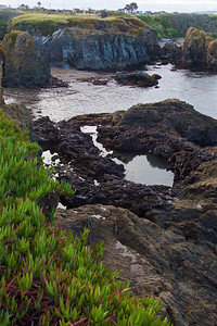 FB-180526-0004 Congealed Steel at Glass Beach
