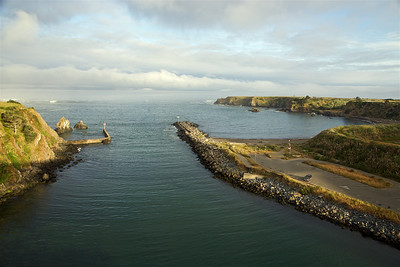 FB-180524-0004 Harbor Entrance, Noyo Bay and Noyo Beach