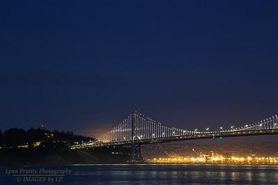 SF-180131-0017 Bay Bridge and the Super Blue  Moon 1
