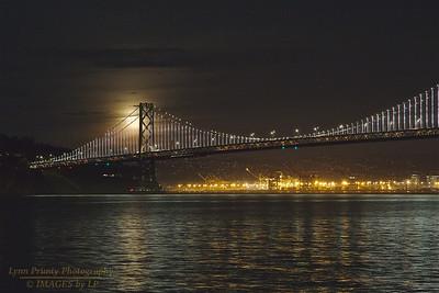 SF-180131-0019 Bay Bridge and the Super Blue  Moon 3