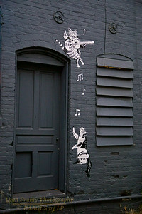 FB-190819-0001 Musical cats wall art
