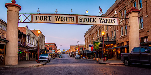 Fort Worth Stock Yards