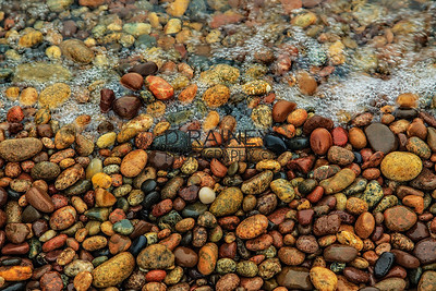Rocks at Whitefish Point