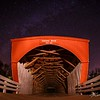Covered Bridge Night