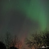 An incredible northern lights display across the northern Twin Cities