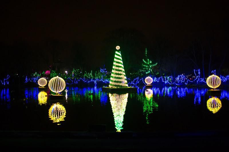 Holiday Lights at the Cincinnati Zoo