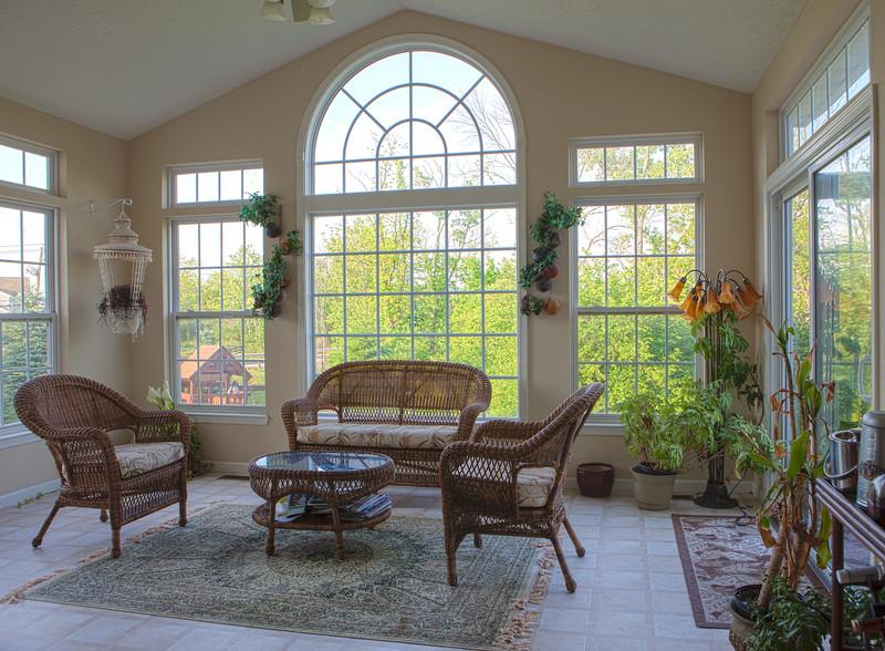 House Sunroom