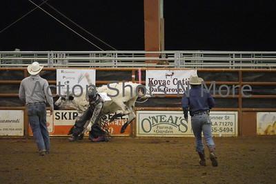 Northeast Louisiana Jr High Rodeo, Ruston, Friday, 2/23/18