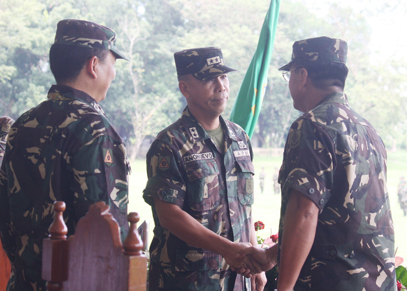 New 4th Infantry Division head assumes command