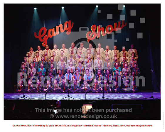 001 - Christchurch GangShow 2020