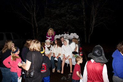 Trunk or Treat 2012
